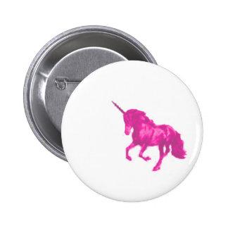 Unicornio rosado pins
