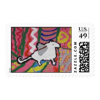 unicornio sello