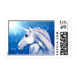 Unicornio (sello) sellos postales