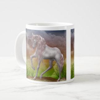 unicornio soñador taza grande