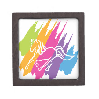 Unicornio Spash Cajas De Joyas De Calidad