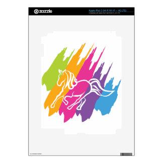 Unicornio Spash Pegatinas Skins Para iPad 3