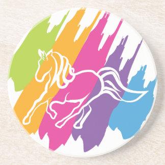 Unicornio Spash Posavasos Personalizados