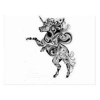 unicornio postal