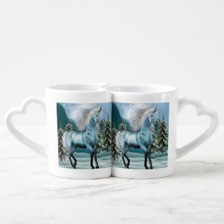 Unicornio Taza Para Enamorados