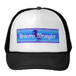 Unicornio Wrangler Gorros