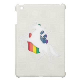 Unicornio y arco iris