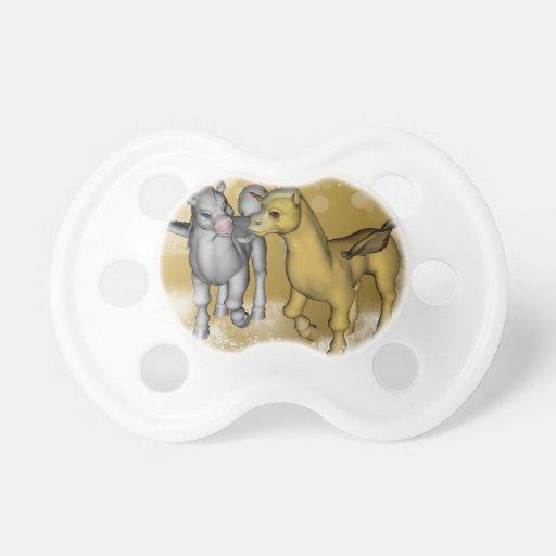 Unicornios Chupetes De Bebé