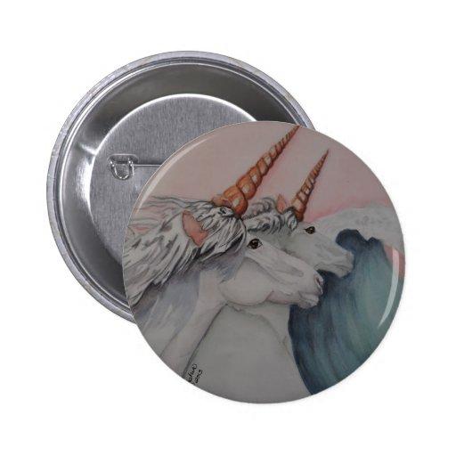 Unicornios del mar pin