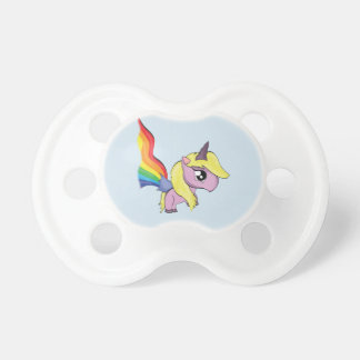 Unicorns and Rainbows Pacifier