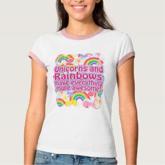 Unicorns and Rainbows T-Shirt
