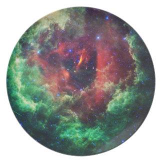 Unicorns and Roses nebula Plate