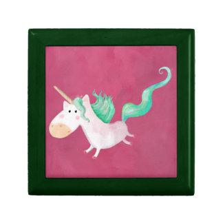Unicorns are Magical Jewelry Box