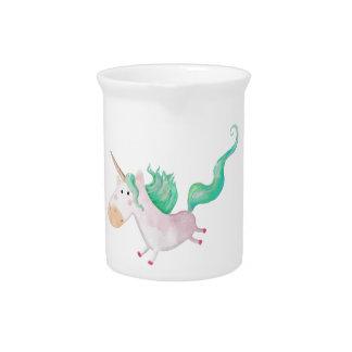 Unicorns are Magical Beverage Pitchers