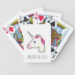 Unicorns Are Real Playing Cards!