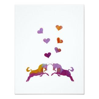 Unicorns Card