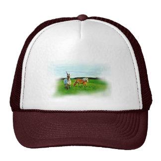 Unicorns Mesh Hat