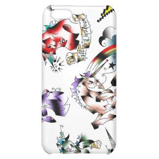 UNICORNS! i case Cover For iPhone 5C