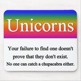 Unicorns Mousepad