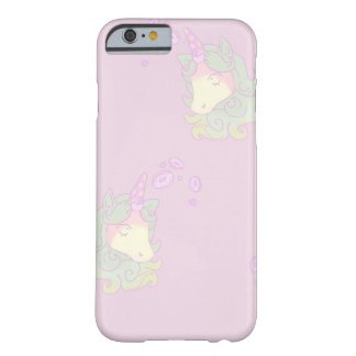Unicorns 'n Donuts Barely There iPhone 6 Case