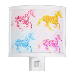 unicorns night light