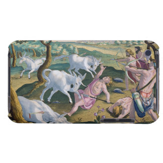 Unicorns on the Banks of the Indus, Hunted by Perm Barely There iPod Case
