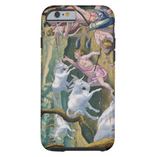 Unicorns on the Banks of the Indus, Hunted by Perm Tough iPhone 6 Case