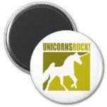 Unicorns Rock #2 Magnets