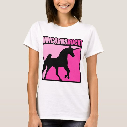 Unicorns Rock #3 T-Shirt