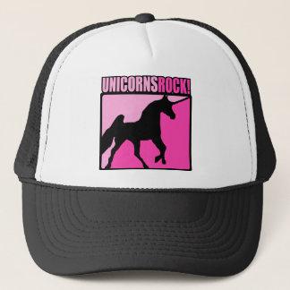 Unicorns Rock #3 Trucker Hat