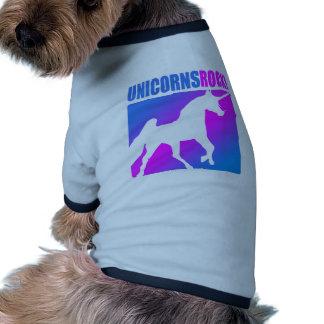 Unicorns Rock! Pet Clothes