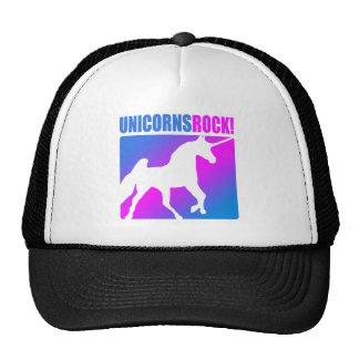 Unicorns Rock Hats