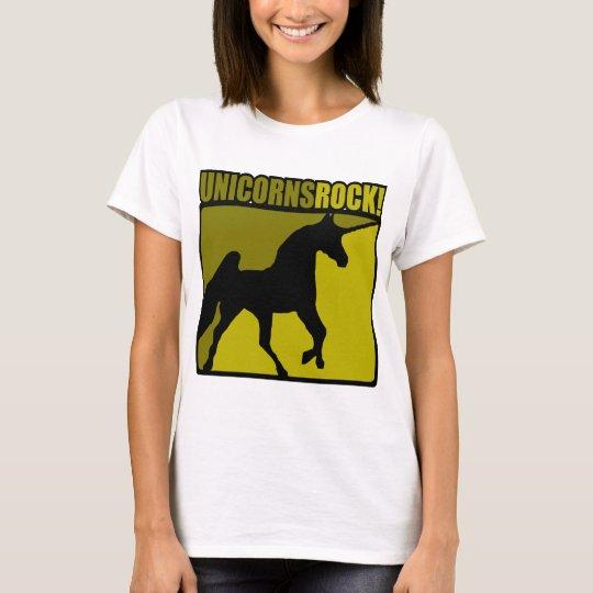 Unicorns Rock T-Shirt
