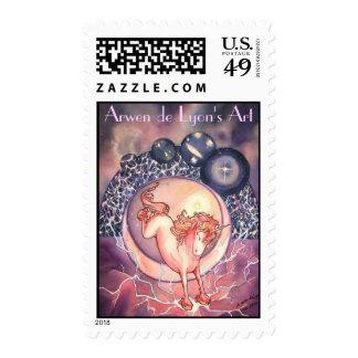 Unicorns, Universe Stamp