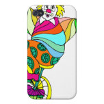 Unicycle Clown iPhone 4/4S Cover