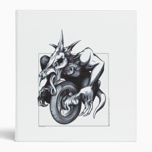 "Unicycle draconiano biomecánico carpeta 1"""