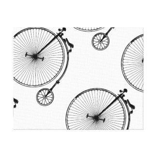 UNICYCLE DREAM ART CANVAS