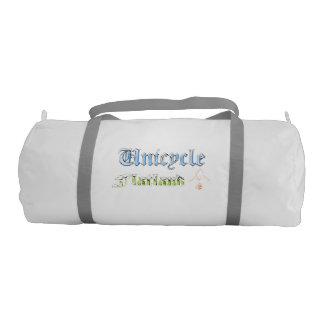 Unicycle Duffle Bag
