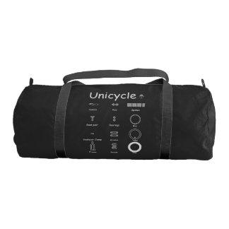 Unicycle Gym Bag
