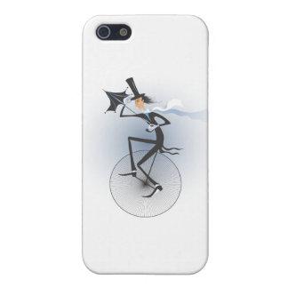 Unicycle iPhone 5 Carcasa