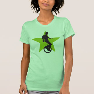 unicycle tee shirts