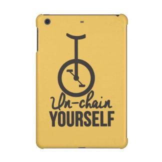 Unicycle | Unchain yourself iPad Mini Retina Case