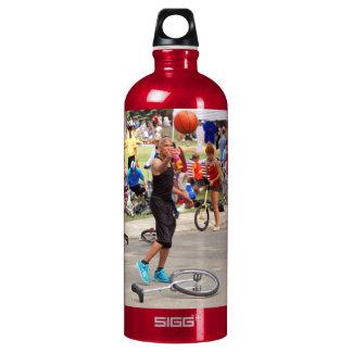 Unicyclist - baloncesto - reglas de la calle