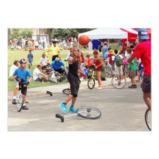 Unicyclist - Basketball - Street rules Invite