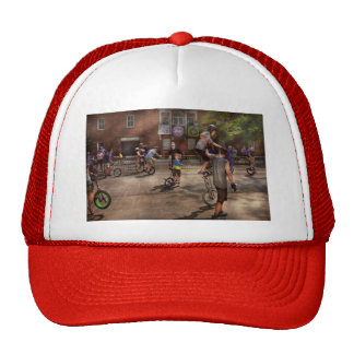 Unicyclist - Unicycle training camp Trucker Hat