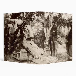 """Unidad de artillería francesa de WWI Carpeta 1"""""""