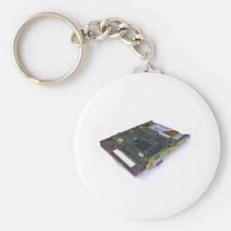 unidad de disco duro llavero redondo tipo pin