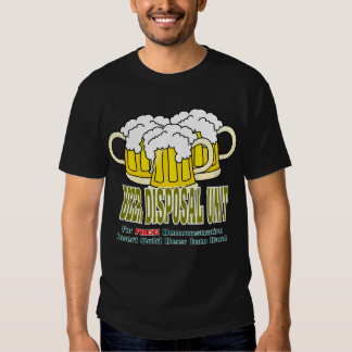Unidad de disposición de la cerveza playera