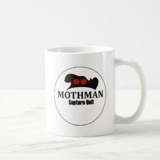 Unidad de la captura de Mothman Tazas De Café