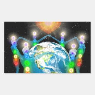 Unidad de la luz rectangular altavoz